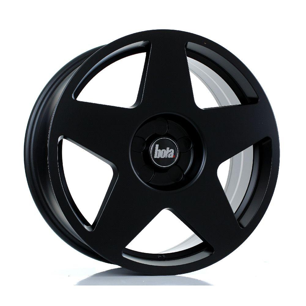 BOLA B10 hliníkové disky 8x18 5x118 ET30 DO 45 MATT BLACK