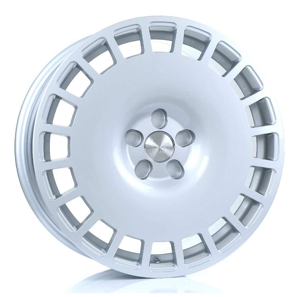 BOLA B12 hliníkové disky 9x18 5x108 ET40 DO 45 SILVER