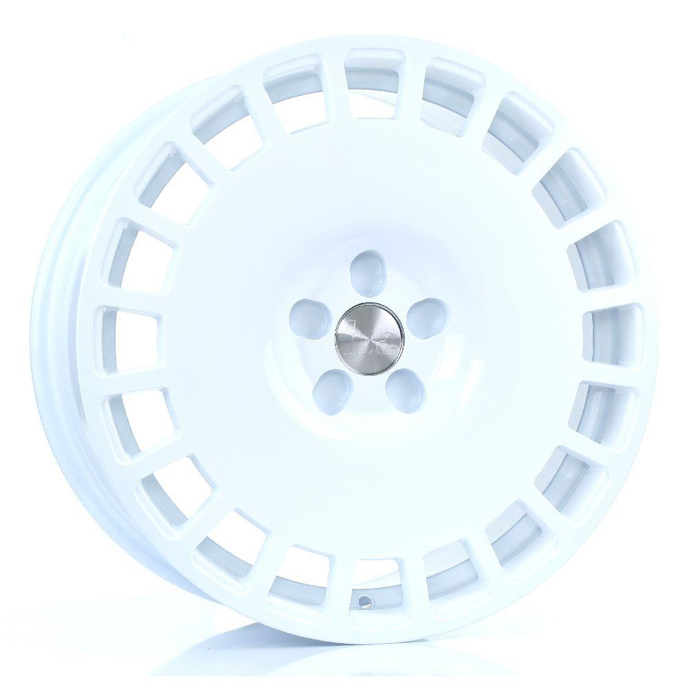 BOLA B12 hliníkové disky 8x18 5x112 ET30 DO 45 WHITE