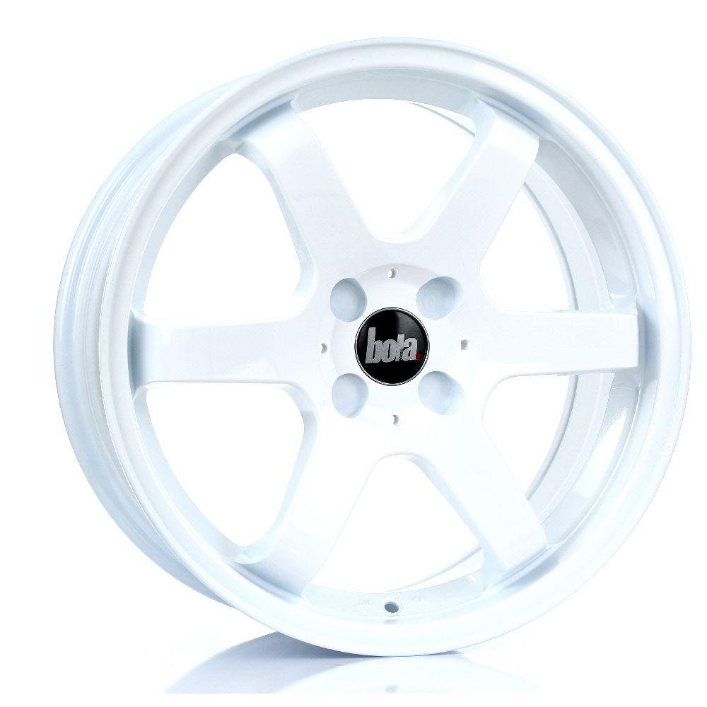 BOLA B1 hliníkové disky 7,5x17 4x98 ET40 DO 45 WHITE
