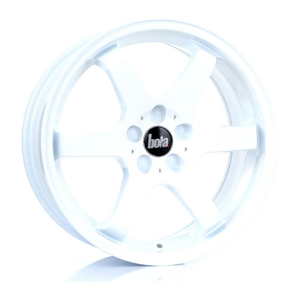 BOLA B1 hliníkové disky 7,5x17 5x110 ET40 DO 45 WHITE