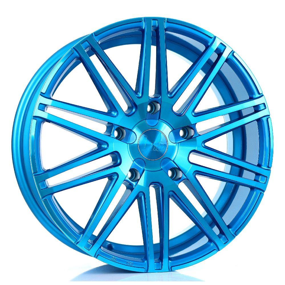 BOLA B20 hliníkové disky 8x20 5x160 ET50 HYPER BLUE