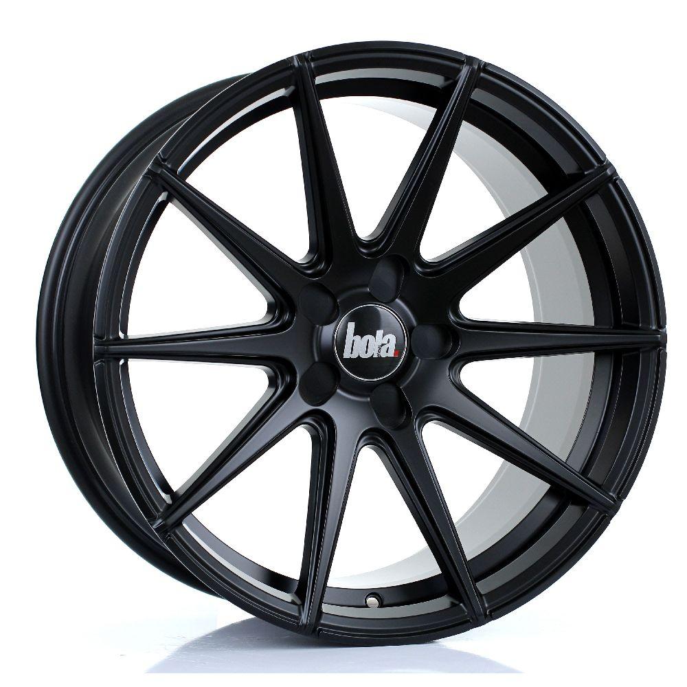 BOLA CSR hliníkové disky 9,5x19 5x130 ET25 DO 45 MATT BLACK